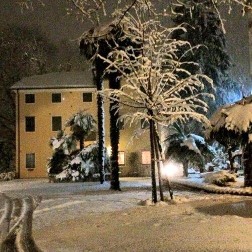 Magia della neve